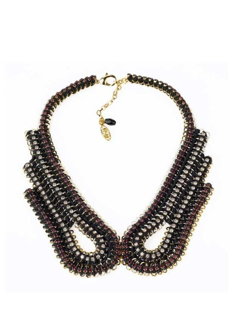 """<p>A statement necklace will instantly update everything from a LBD to a plain Tee so invest in this latest style from Miqeulla. <a href=""""http://www.miquella.com/93-allegra-.html"""">Miquella</a> necklace, £212</p>"""