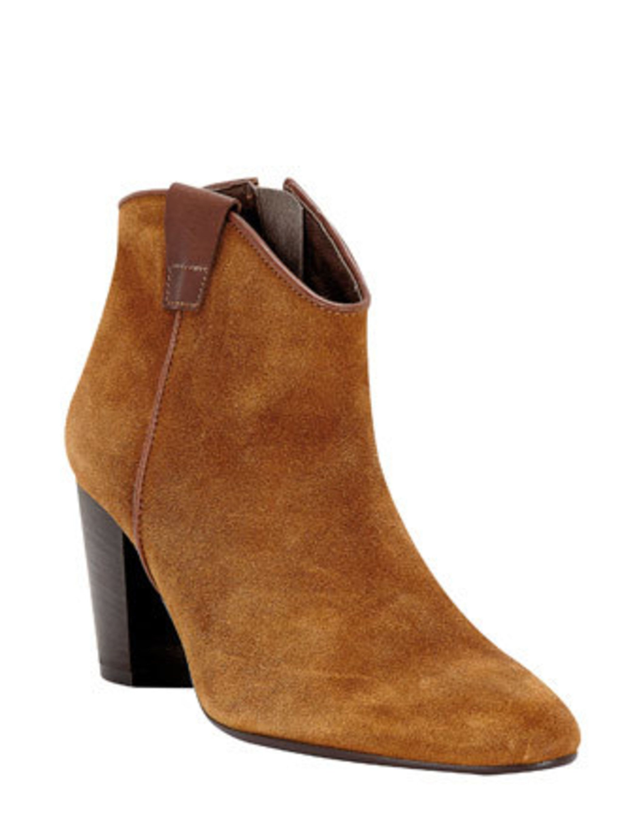 <p>ELLE loves these boots. They are perfect for pairing with denim shorts, tea dresses and skinny jeans. Snap them up before we do.</p><p>Ankle boots, £65 by Oasis</p>