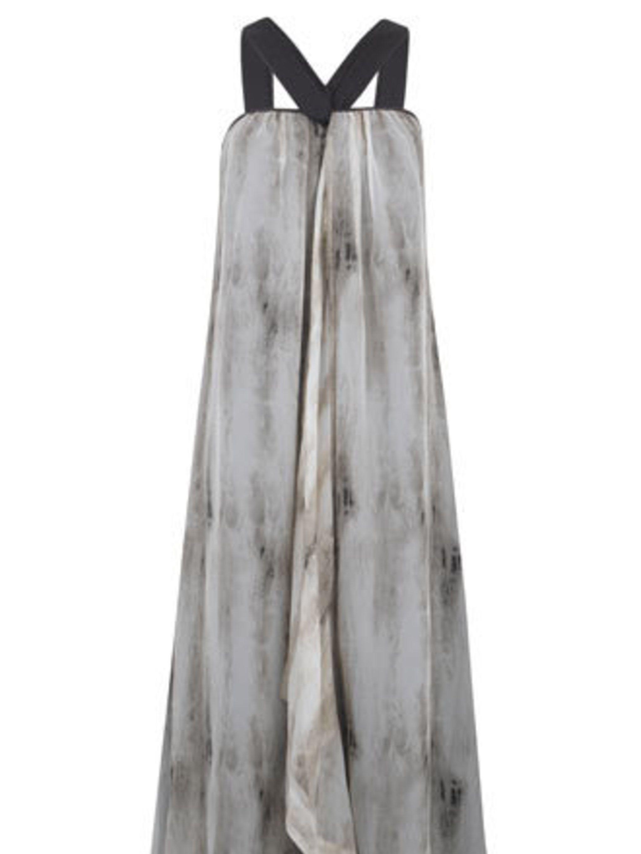 "<p>Dress, £45 by <a href=""http://www.marksandspencer.com/"">Marks & Spencer</a></p>"