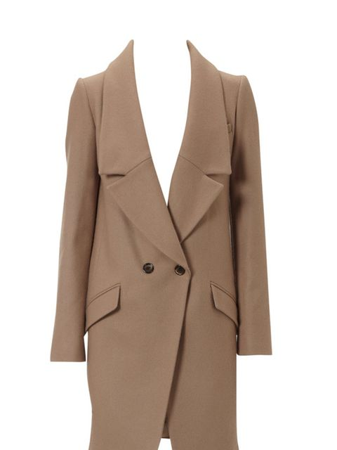 <p> </p><p>We've been hunting for the perfect camel coat and this week, Oasis offers a worthy winner. Oasis camel coat, £95, for stockists call 01865 881 986</p>
