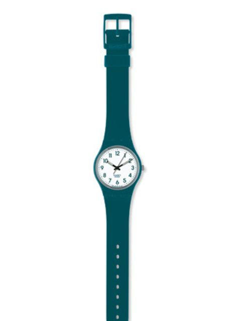 "<p>These new 'Colour Code' watches come in every shade imaginable so you can always match one to your outfit (that explains the name then!)</p><p>Watch, £28.50 by <a href=""http://eu-shop.swatch.com/eshop/uk/en/colour_codes/matt.aspx"">Swatch</a></p>"