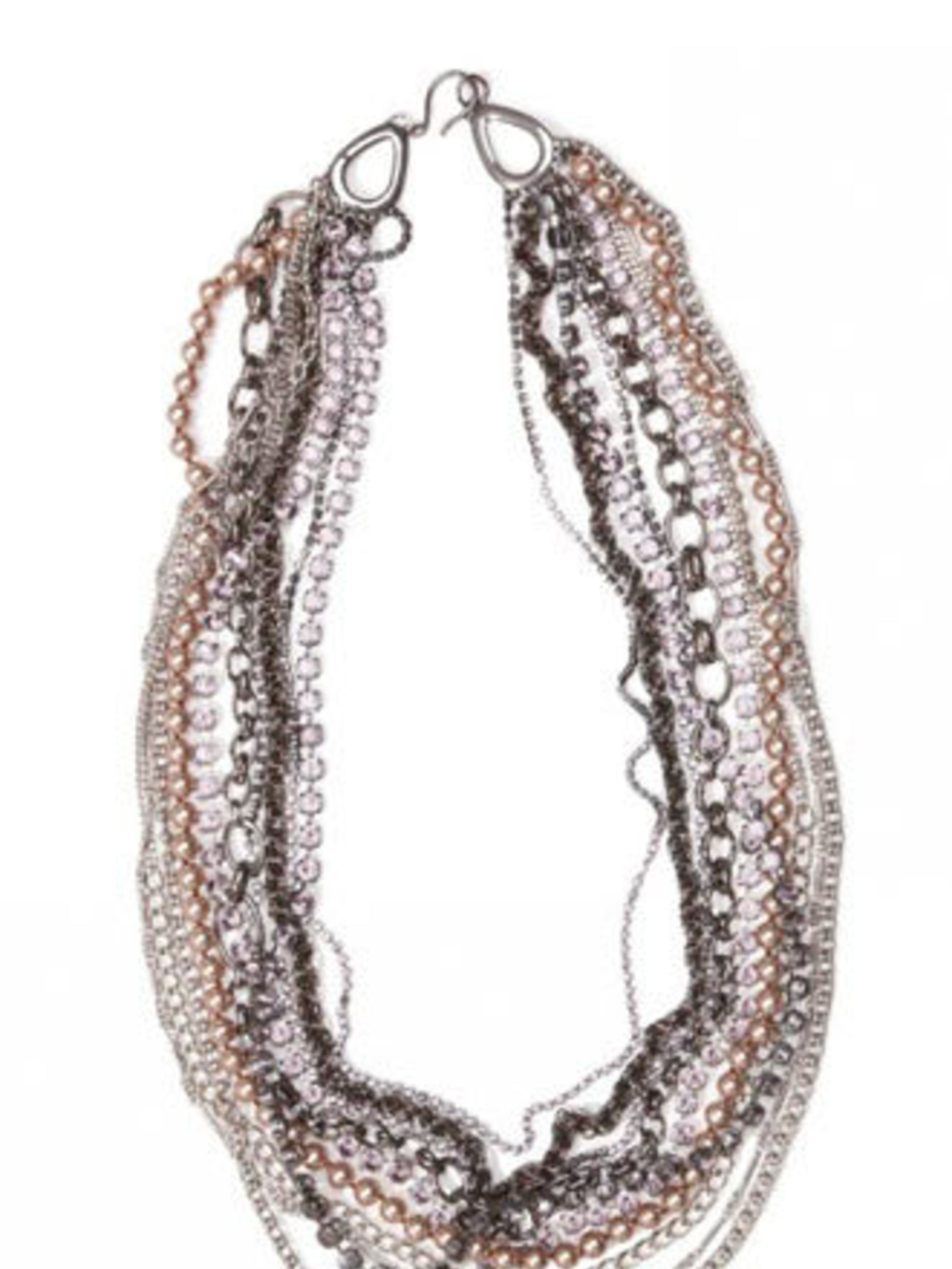 "<p>If you are being virtuous and spending your hard-earned on loved ones, make sure you treat yourself to something. This statement necklace will revive all your party staples. </p><p>Necklace, £95 by <a href=""http://bananarepublic.eu/"">Banana Republic</a"