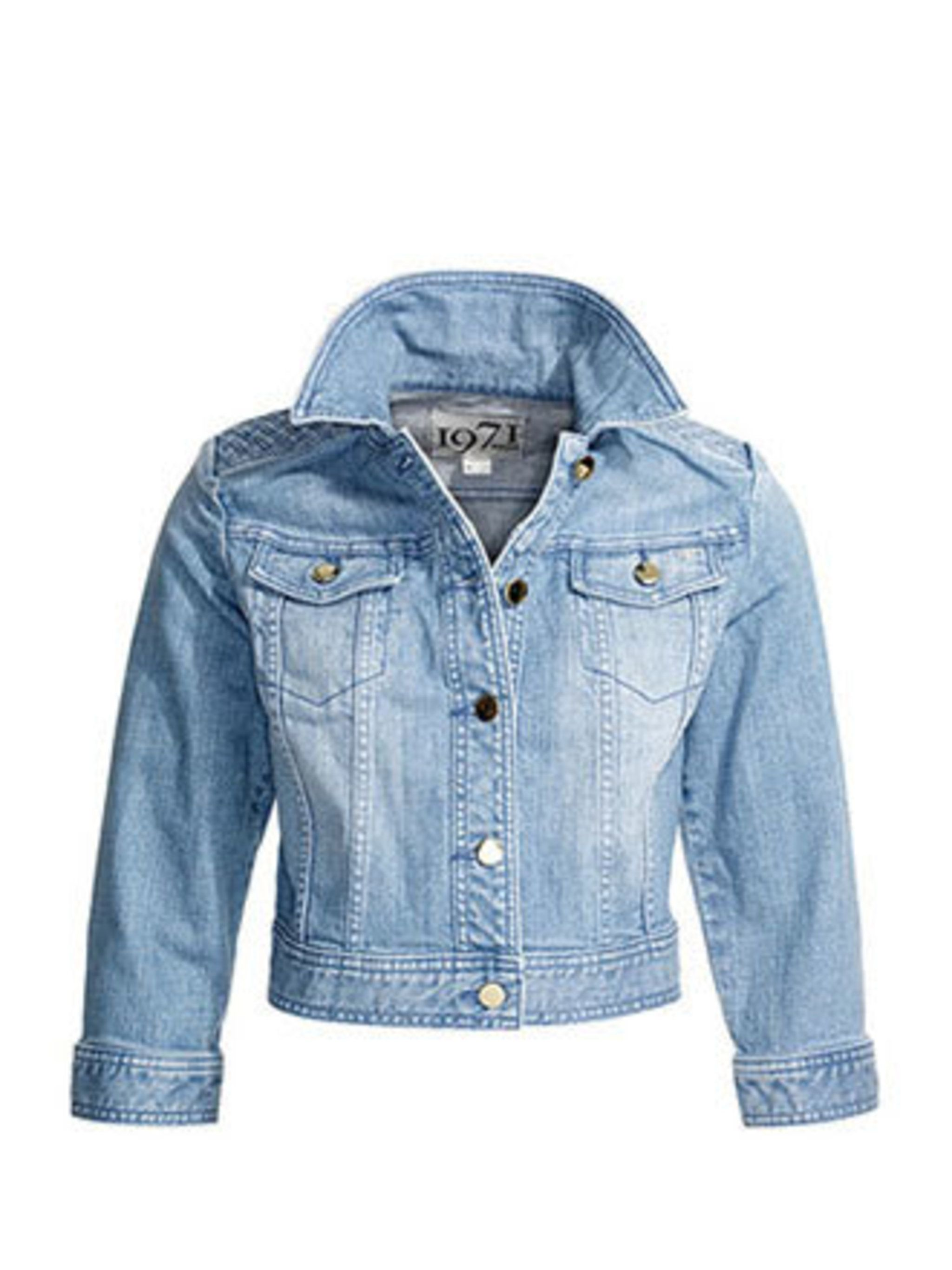 "<p>This fashion week I've spied people wearing their denim jackets under coats or layered under faux fur waistcoats and stoles. Get this and get inventive.</p><p>Jacket, £129 by <a href=""http://www.reiss.co.uk/shop/womens/casual_jackets/brandon/denim_710/"