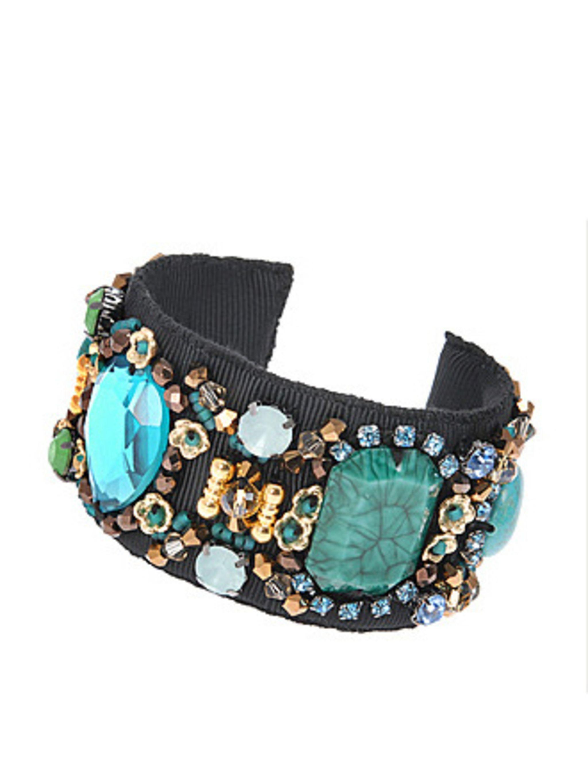 "<p>Cuff, £30 by <a href=""http://www.aldoshoes.com/uk/accessories/womens/bracelets/76615167-stonefield/48"">Aldo</a></p>"