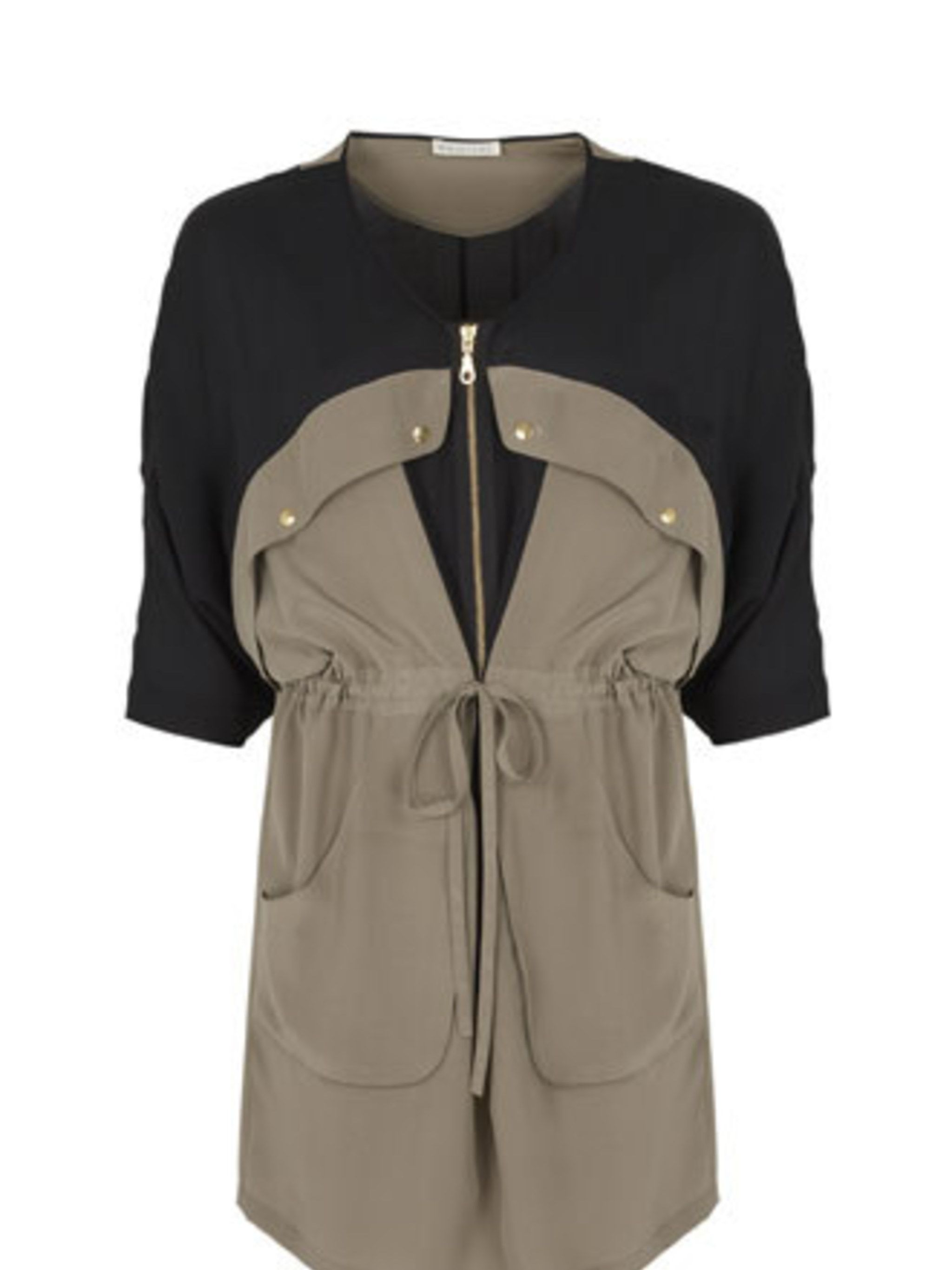 """<p>The ultimate office-to-party dress. Pair with gold jewellery, opaque tights and dancing shoes.</p><p>Dress, £125 by <a href=""""http://www.whistles.co.uk/"""">Whistles</a></p>"""