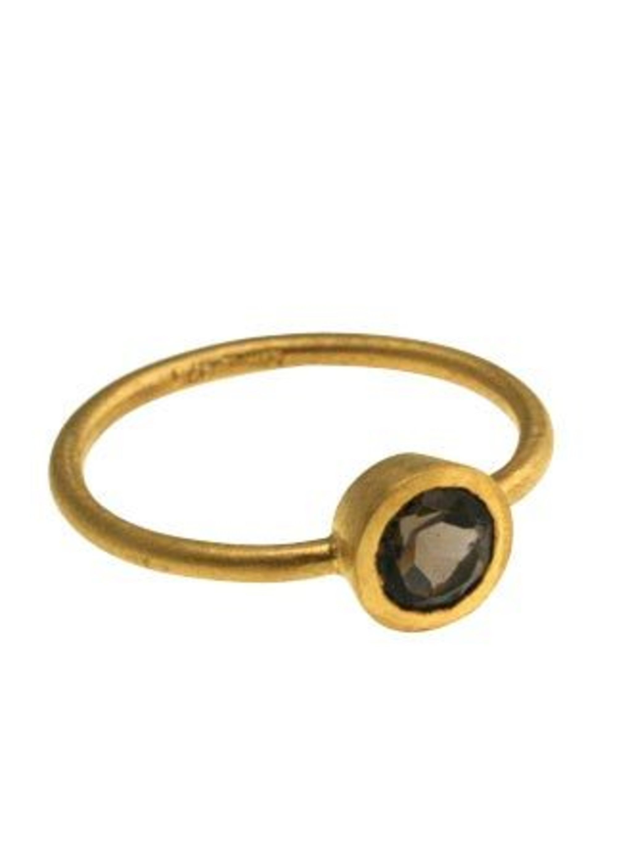 "<p>Statement and costume jewellery is all very well, but make sure you invest in some staple pieces that will transcend the trends too. Add this Mitos ring to your Christmas list or self-gift now.Ring, £65 by Mitos at <a href=""http://www.econe.co.uk/Rings"