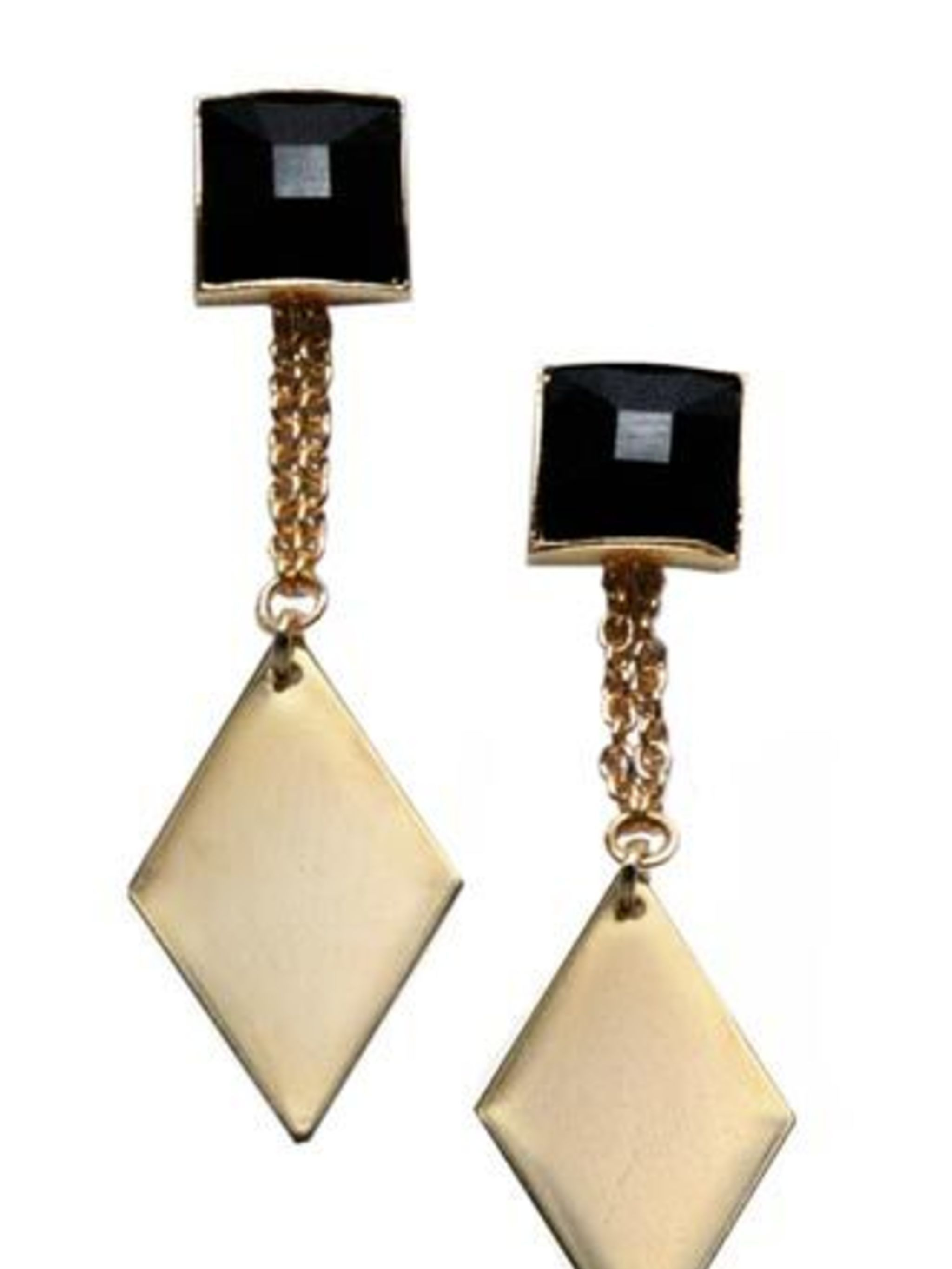 <p>While we still love a statement necklace, look-at-me earrings are back on our wish-lists too. This pair by Tom Tom will look lovely and ladylike paired with a Bardot-esque updo (click to watch Luke Hersheson's guide to the hairstyle here).</p><p>Tom To