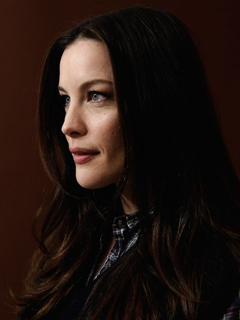Liv Tyler's 'Robot and Frank' Sundance portrait from 2012