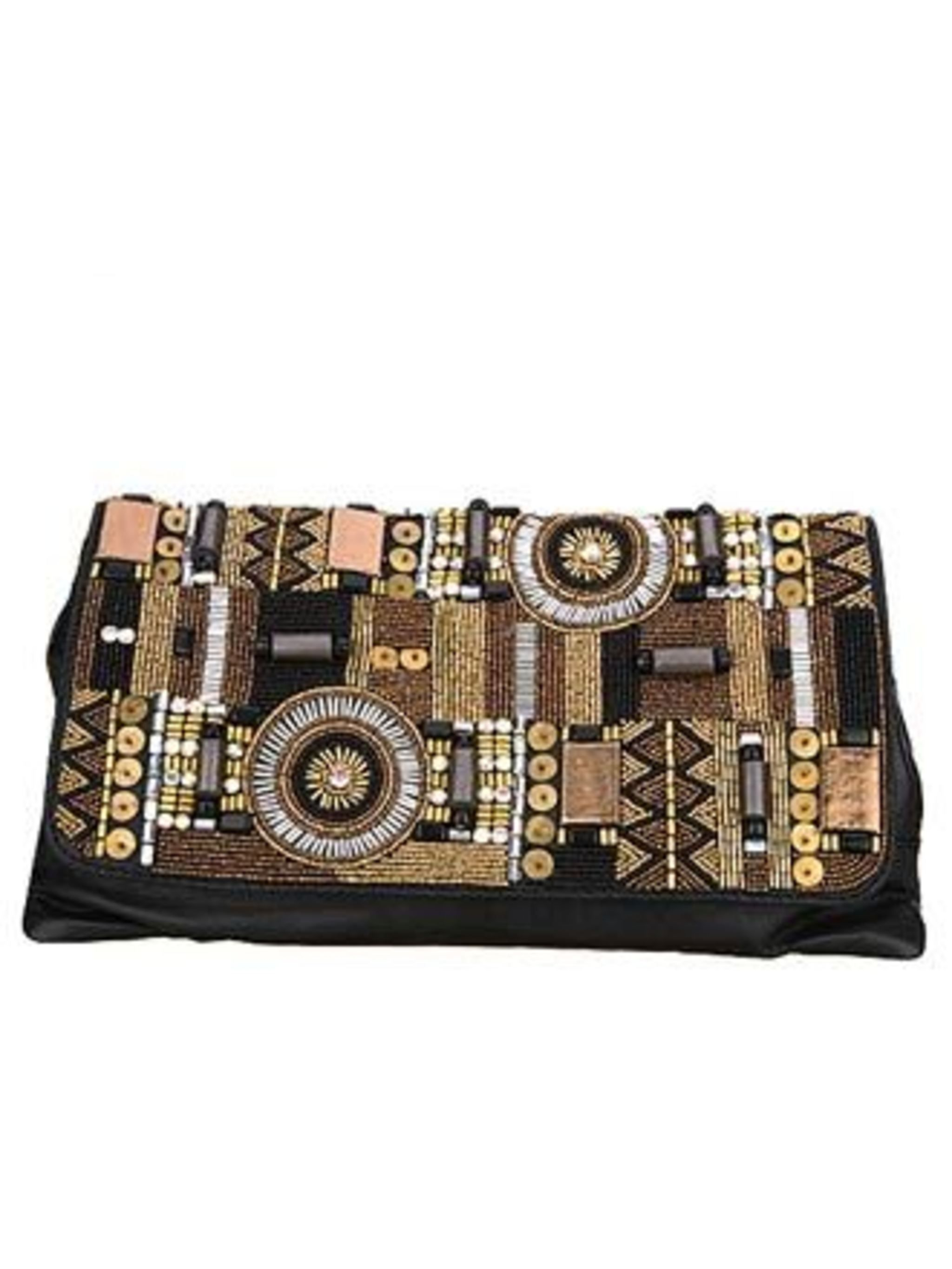 "<p>Clutch, £85 by <a href=""http://www.dune.co.uk/catalogue/style.asp?r=46&amp&#x3B;g=45&amp&#x3B;s=59&amp&#x3B;y=A09ALE00BAS039N&amp&#x3B;pc=0"">Dune</a></p>"