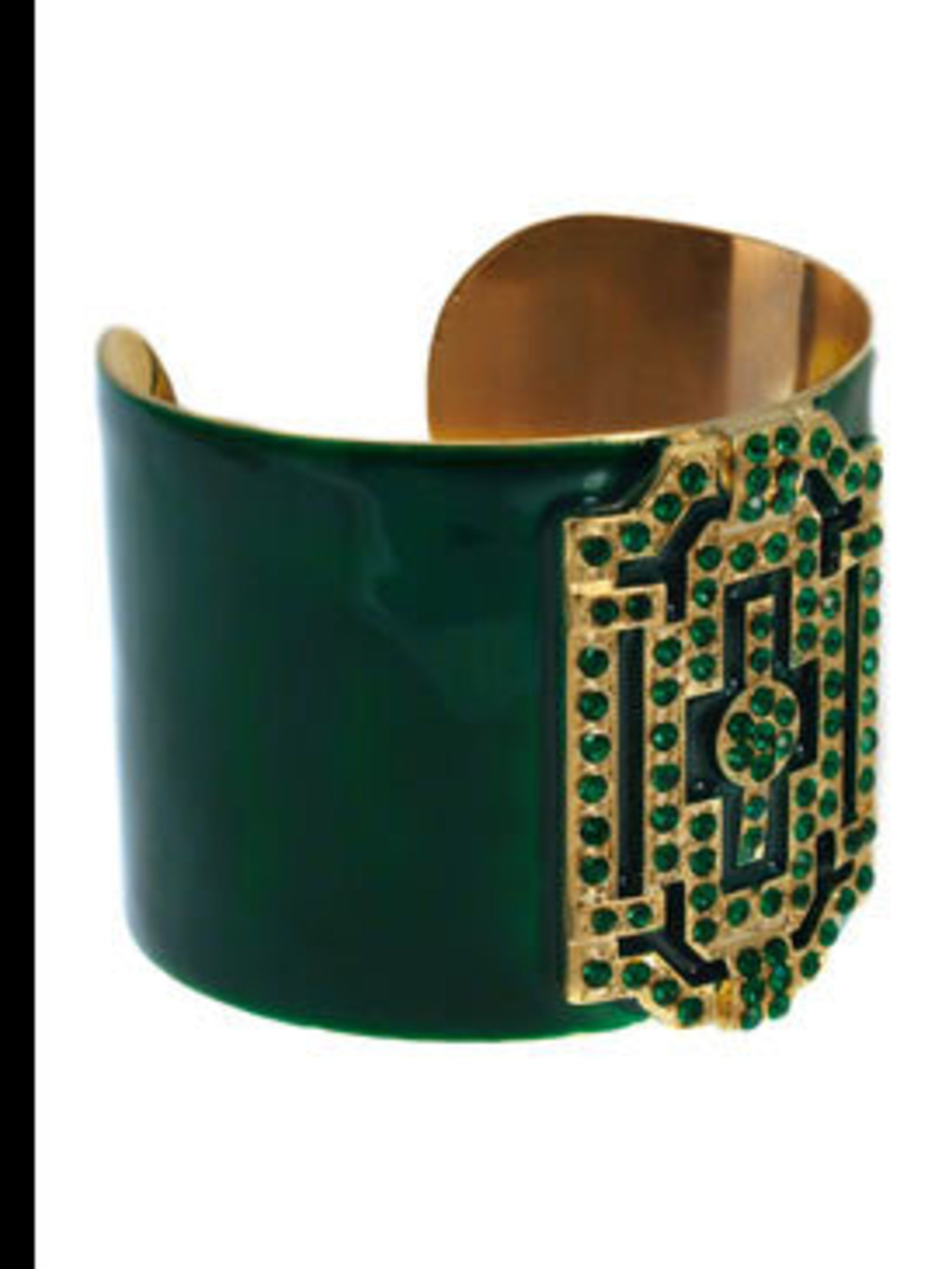<p>Cuff, £18 by Oasis. For stockists call 01865 881 986.</p>