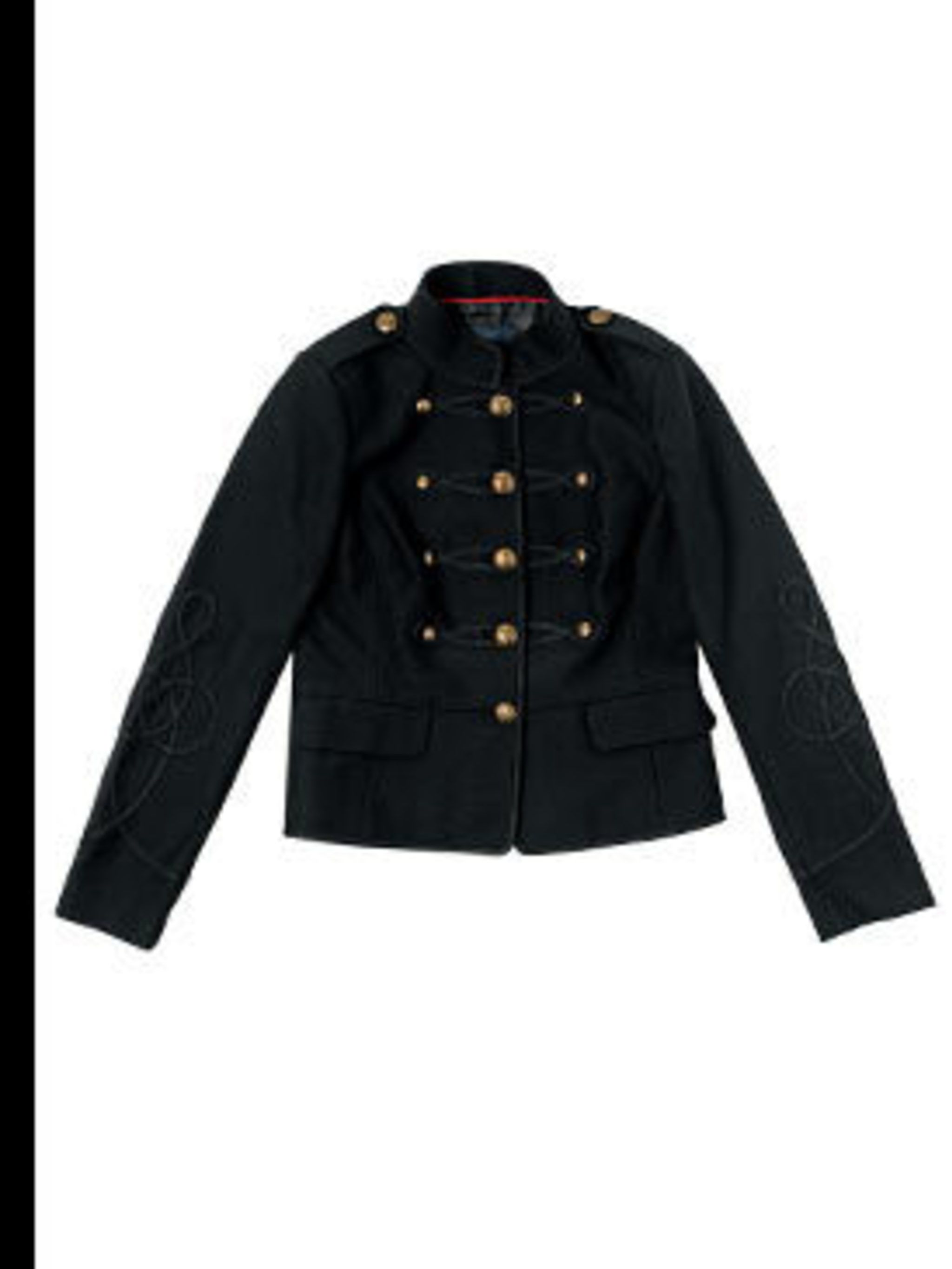 <p>Jacket, £110 by Banana Republic. For stockists call 020 7758 3550.</p>