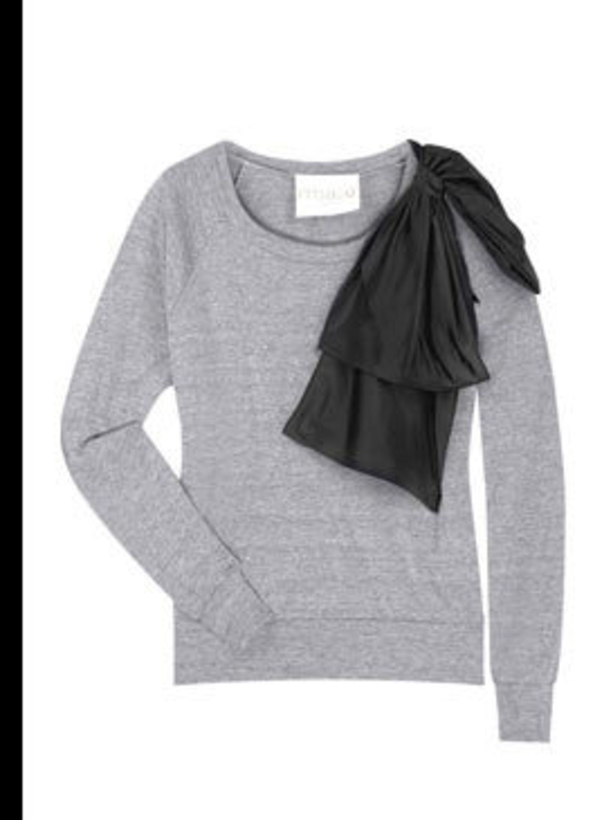 """<p>Sweater, £140 by Thread Social at <a href=""""http://www.net-a-porter.com/product/45435"""">Net-a-Porter</a></p>"""