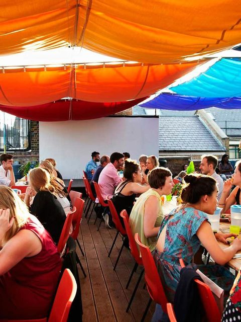 "<p>FOOD: Merci Marie's Summer on the Roof</p>  <p>Mes amies, écoutez! Sundays are about to get deliciéux. Because Marie Gonfond of renowned supperclub <a href=""http://merce-marie.com"" target=""_blank"">Merci Marie</a> is taking to Dalston Roof Park to serve"
