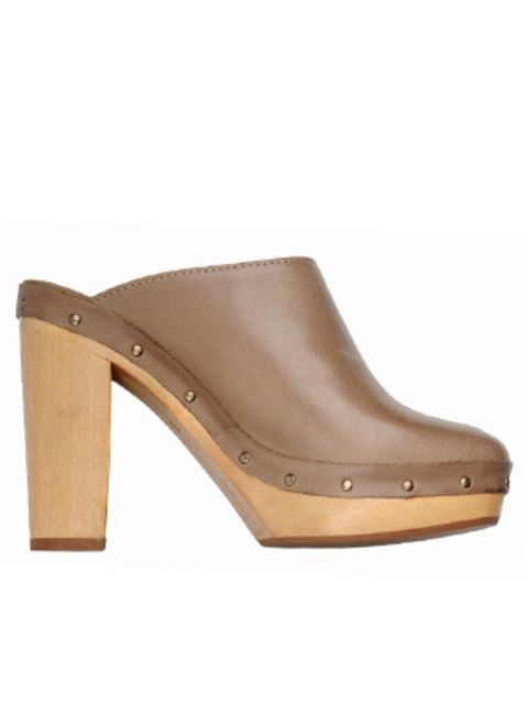 """<p>If we're being honest, it took some members of team ELLE a while to be won over by clogs. Now we have, we just can't get enough. This pair from Gerard Darel is chic and simple, just how clogs should be.</p><p>Clogs, £155 by Gerard Darel at <a href=""""htt"""