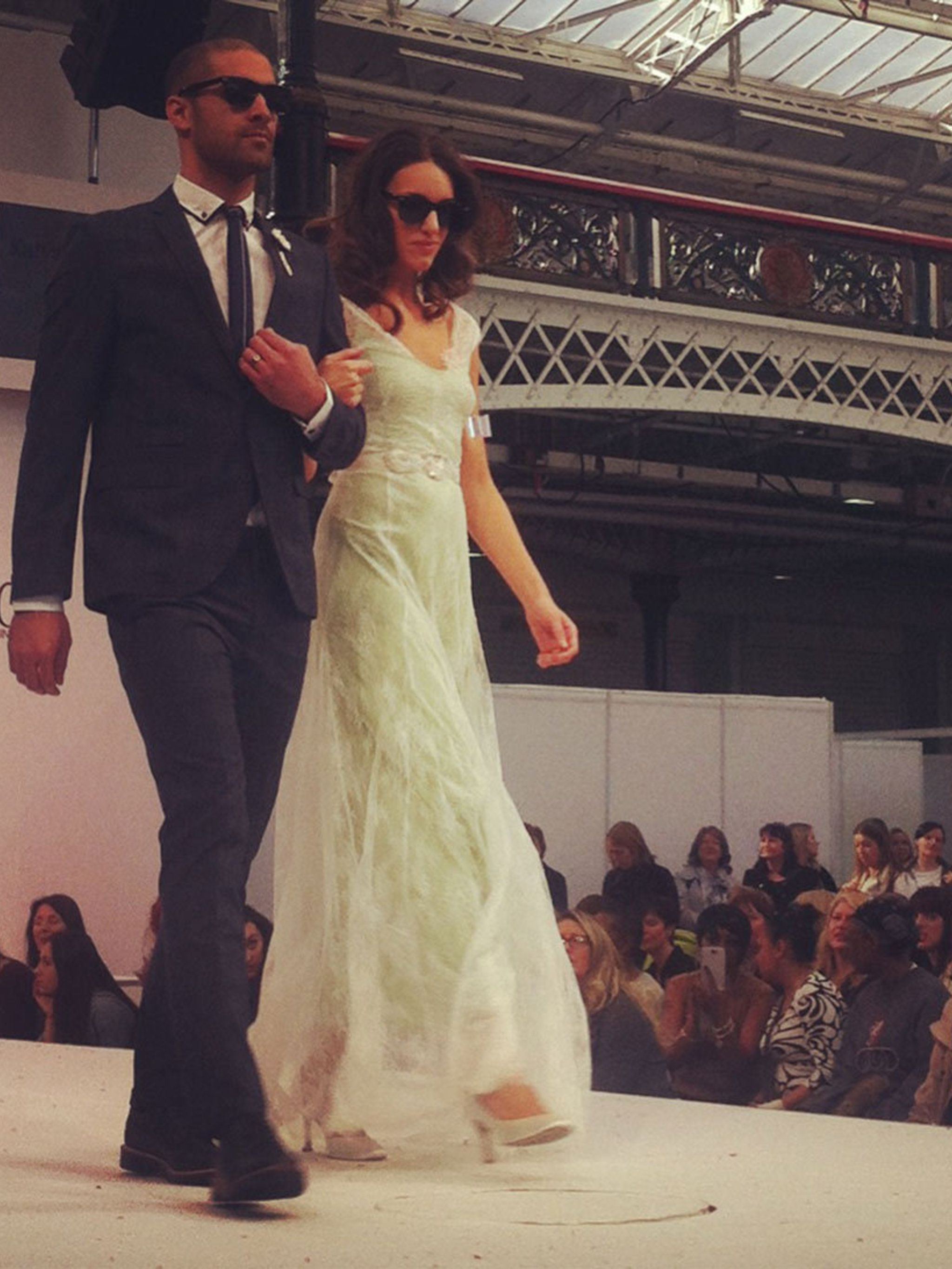 National Wedding Show Dresses Spring 2014