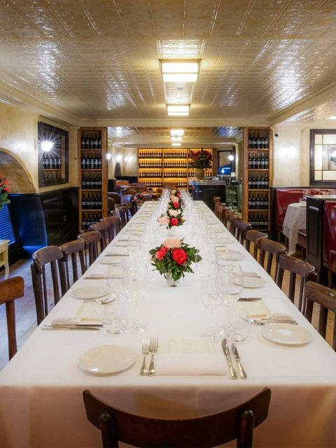 <p><strong>Private room at Balthazar </strong></p><p>Balthazar has become one of London's hottest restaurants since it opened in Covent Garden in February. Just in time for the Christmas party season, Keith McNally and