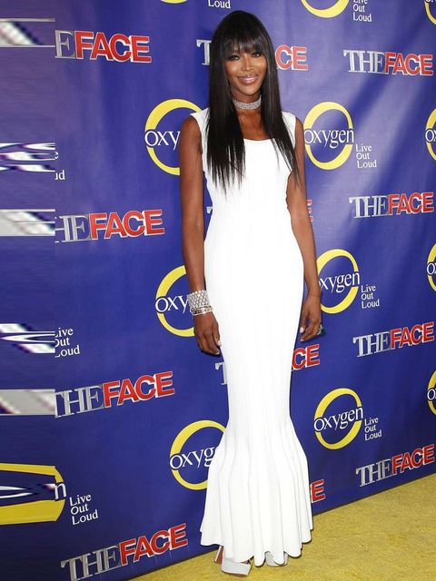 "<p><strong>The Gown</strong></p><p><a href=""http://www.elleuk.com/star-style/celebrity-style-files/naomi-campbell"">Naomi Campbell</a> wearing Azzedine Alaia to the 'The Face' TV series, New York, February 2013. </p><p><em><a href=""http://www.elleuk.com/st"