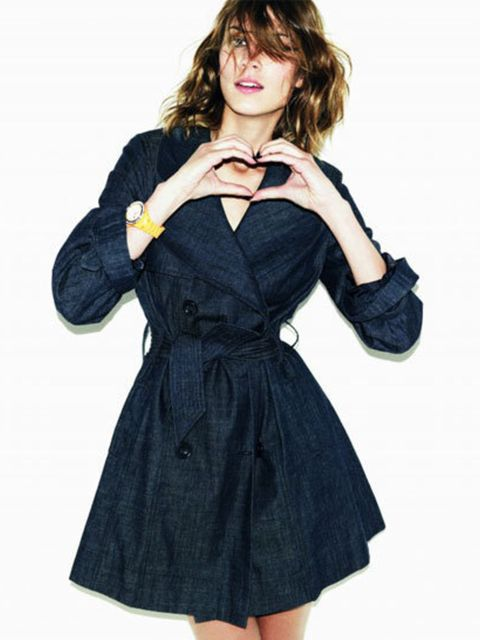 <p>Alexa Chung for New Look</p>