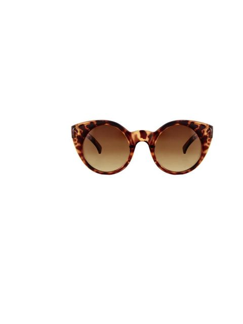 """<p>The retro cat-eye style of these tortoiseshell sunglasses works well against classic denim, and just about anything else that you can think of; you won't want to be without them come summer… <a href=""""http://www.asos.com/ASOS/ASOS-Kitten-Cat-Eye-Sunglas"""