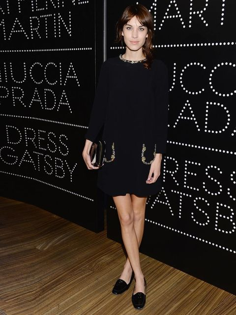 "<p><a href=""http://www.elleuk.com/star-style/celebrity-style-files/alexa-chung-s-style-file"">Alexa Chung </a>wears Miu Miu.</p>"