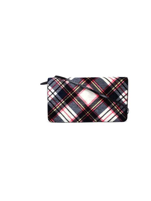 "<p>this amazing checked Dries Van Noten clutch, £455 at <a href=""http://www.brownsfashion.com/product/LB3O35680004/193/tartan-velvet-clutch-bag"">browns</a> is a must on this outfit</p>"