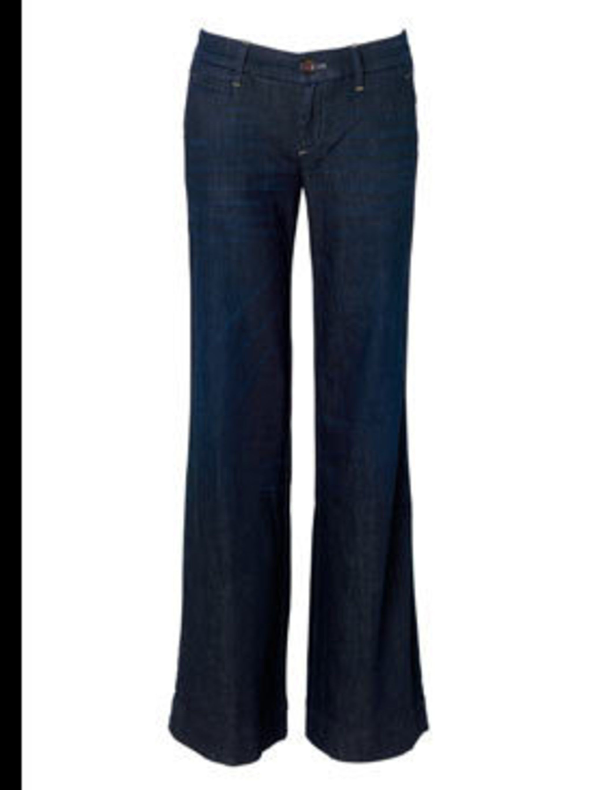 <p>Jeans, £45 by Gap. Fir stockists call 0800 427 789.</p>