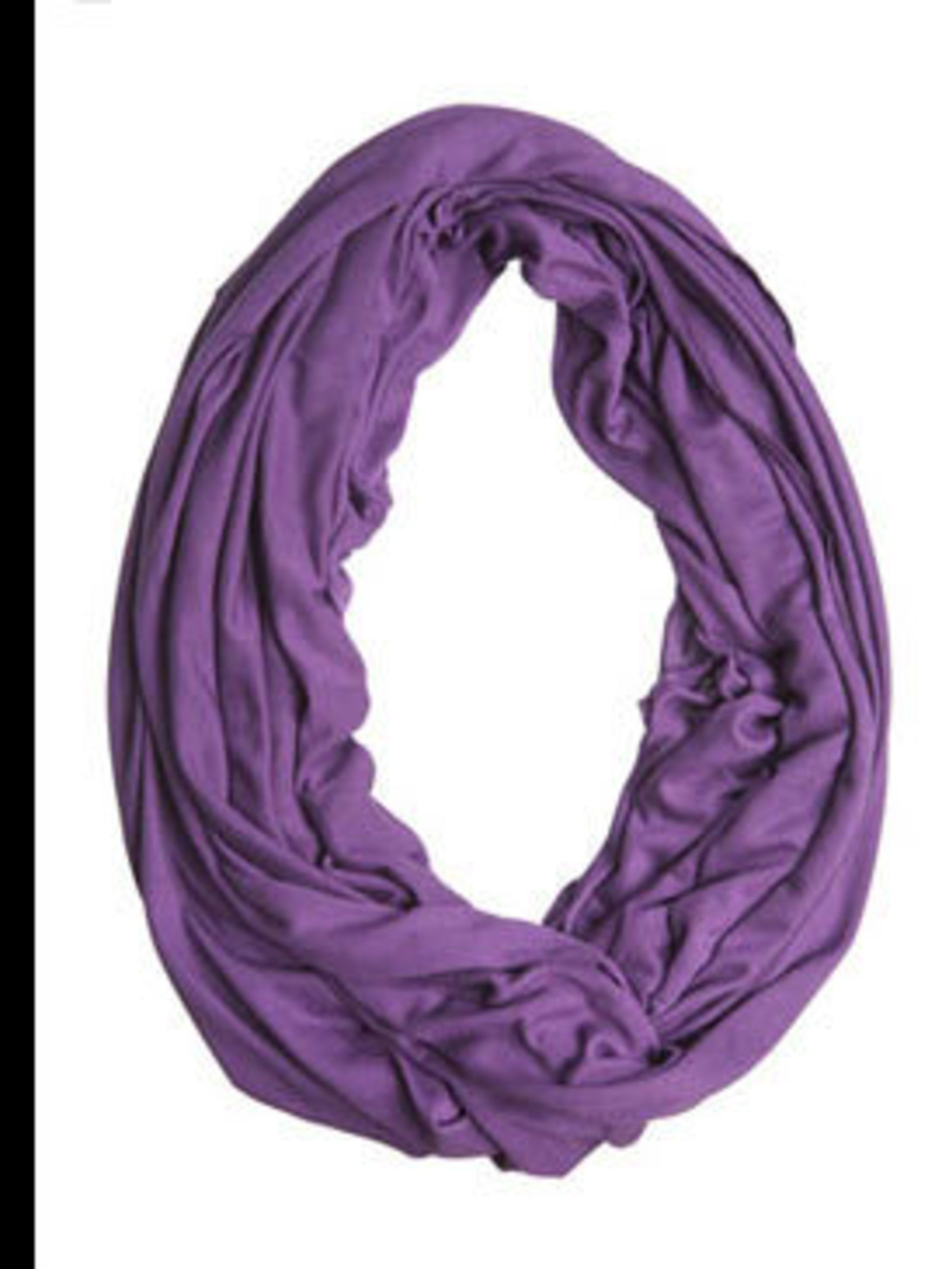 """<p>Snood, £16 by <a href=""""http://www.warehouse.co.uk/fcp/product/fashion//TUBULAR-JERSEY-SCARF/13111"""">Warehouse</a></p>"""