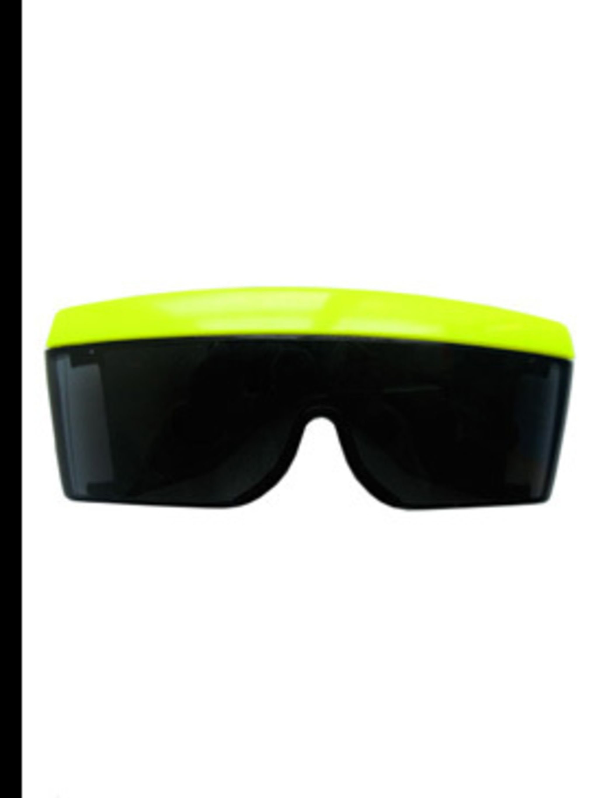 "<p>Sunglasses, £25 by <a href=""http://www.lazyoaf.co.uk/product_info.php?cPath=72_83&amp&#x3B;products_id=1287"">Lazy Oaf</a></p>"
