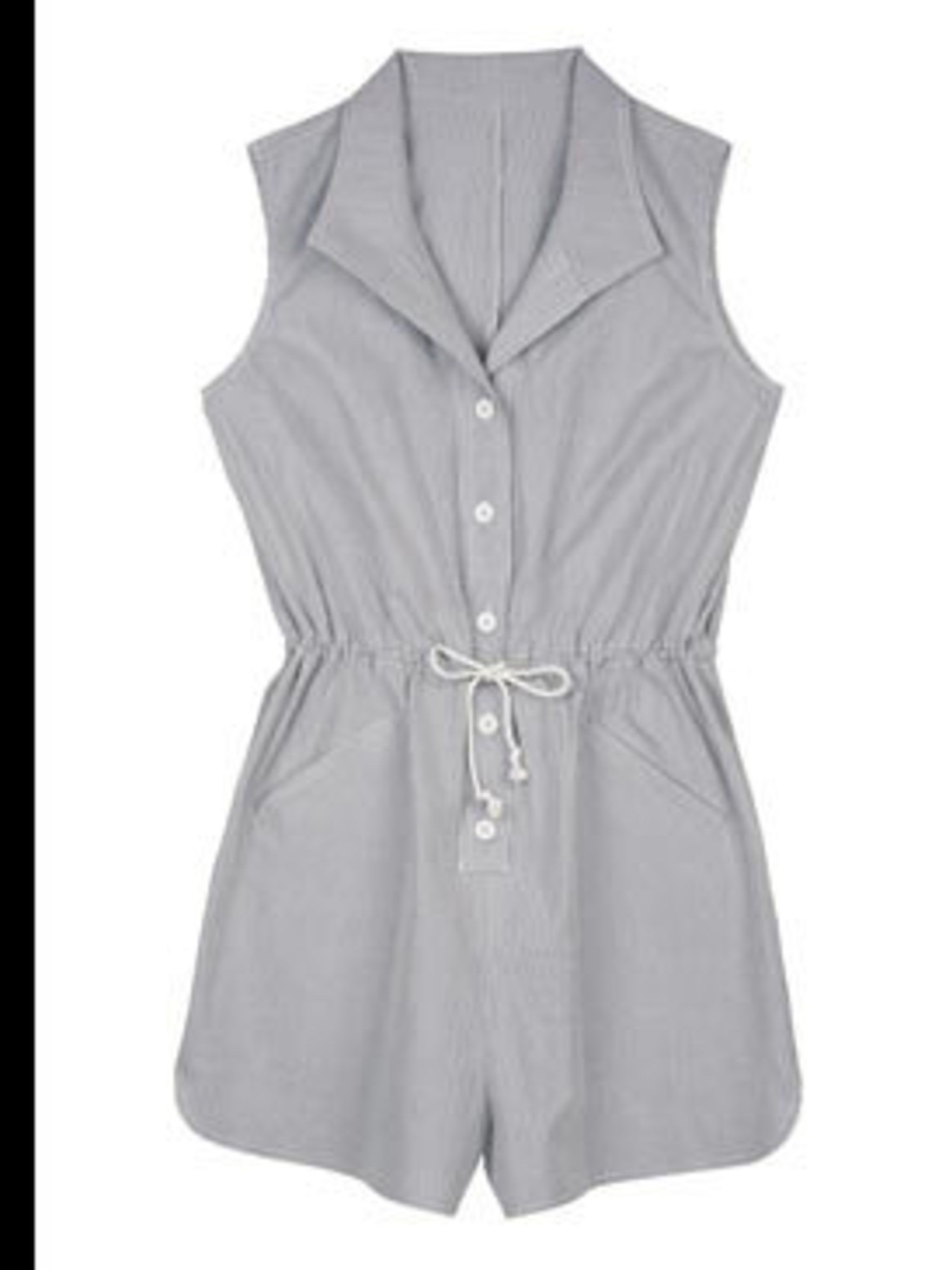 "<p>Playsuit, £45 by <a href=""http://www.urbanoutfitters.co.uk/page/home"">Urban Outfitters</a></p>"