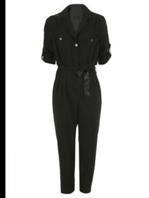 """<p>Silk jumpsuit, £60 by <a href=""""http://www.mango.com/paises.htm"""">Mango</a></p>"""