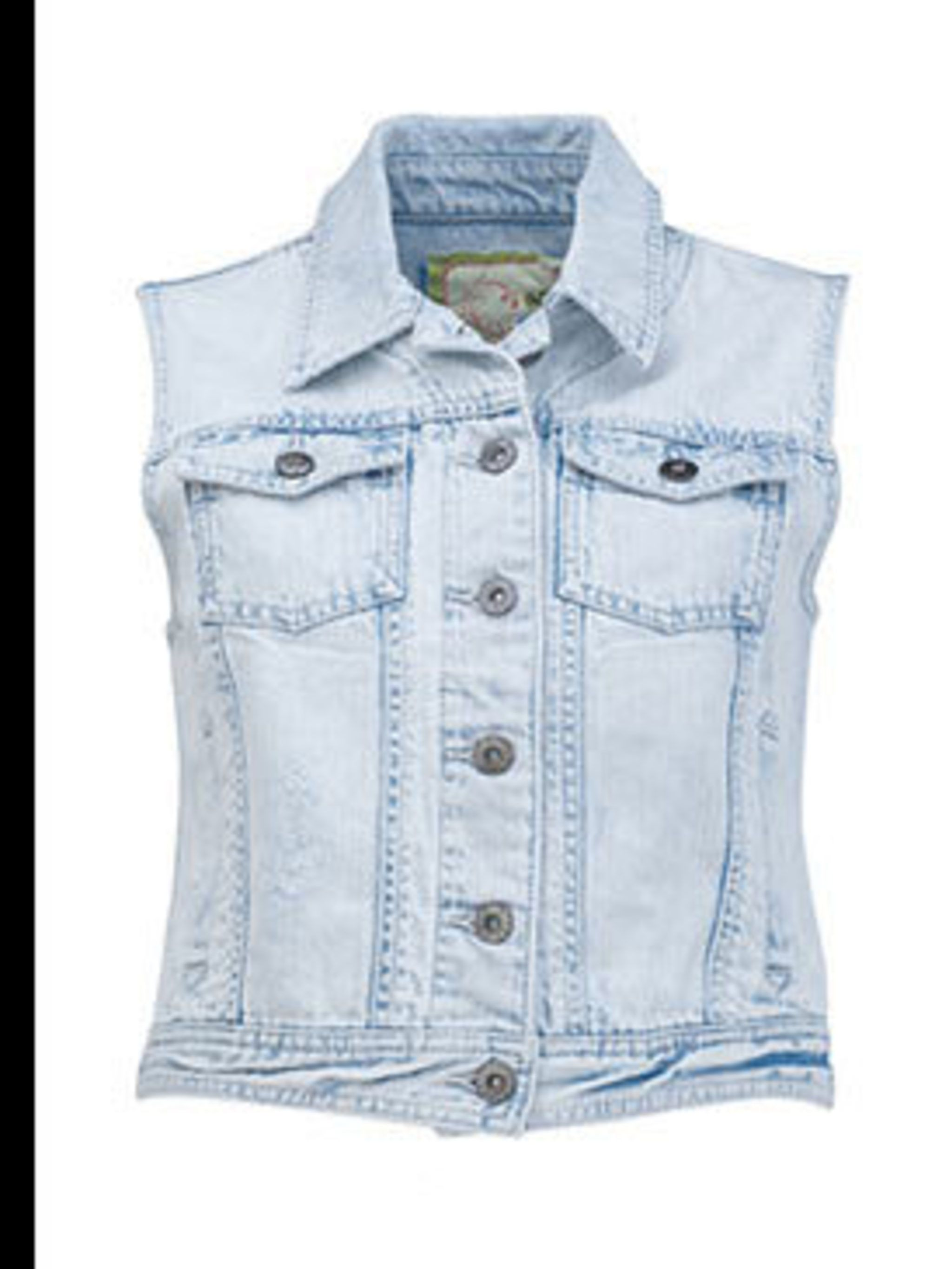 "<p>Waistcoat, £29.99 by <a href=""http://xml.riverisland.com/flash/content.php"">River Island</a></p>"