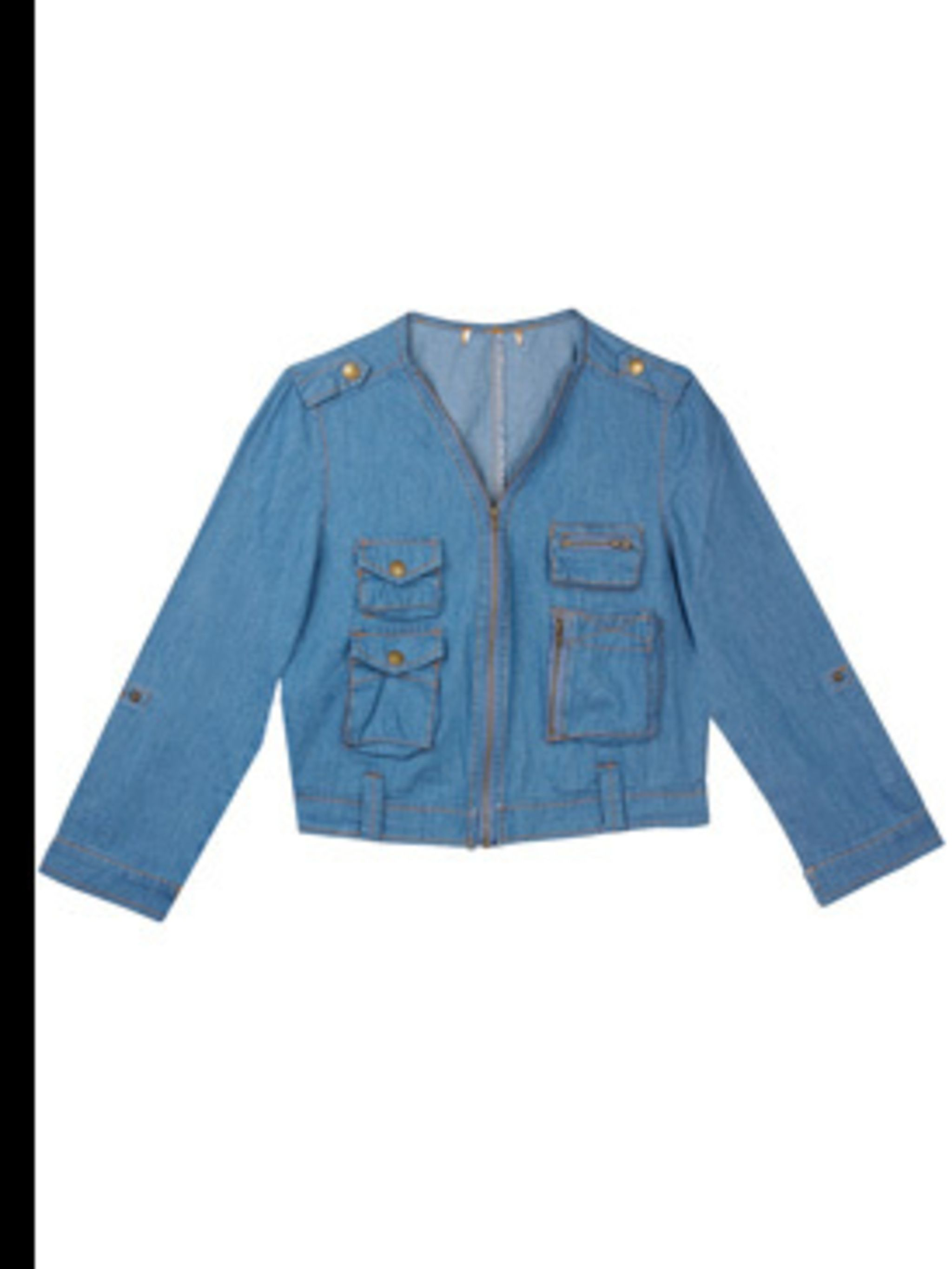 """<p>Jacket, £46 by <a href=""""http://www.urbanoutfitters.co.uk/Shop/Womens/icat/womens"""">Urban Outfitters</a></p>"""