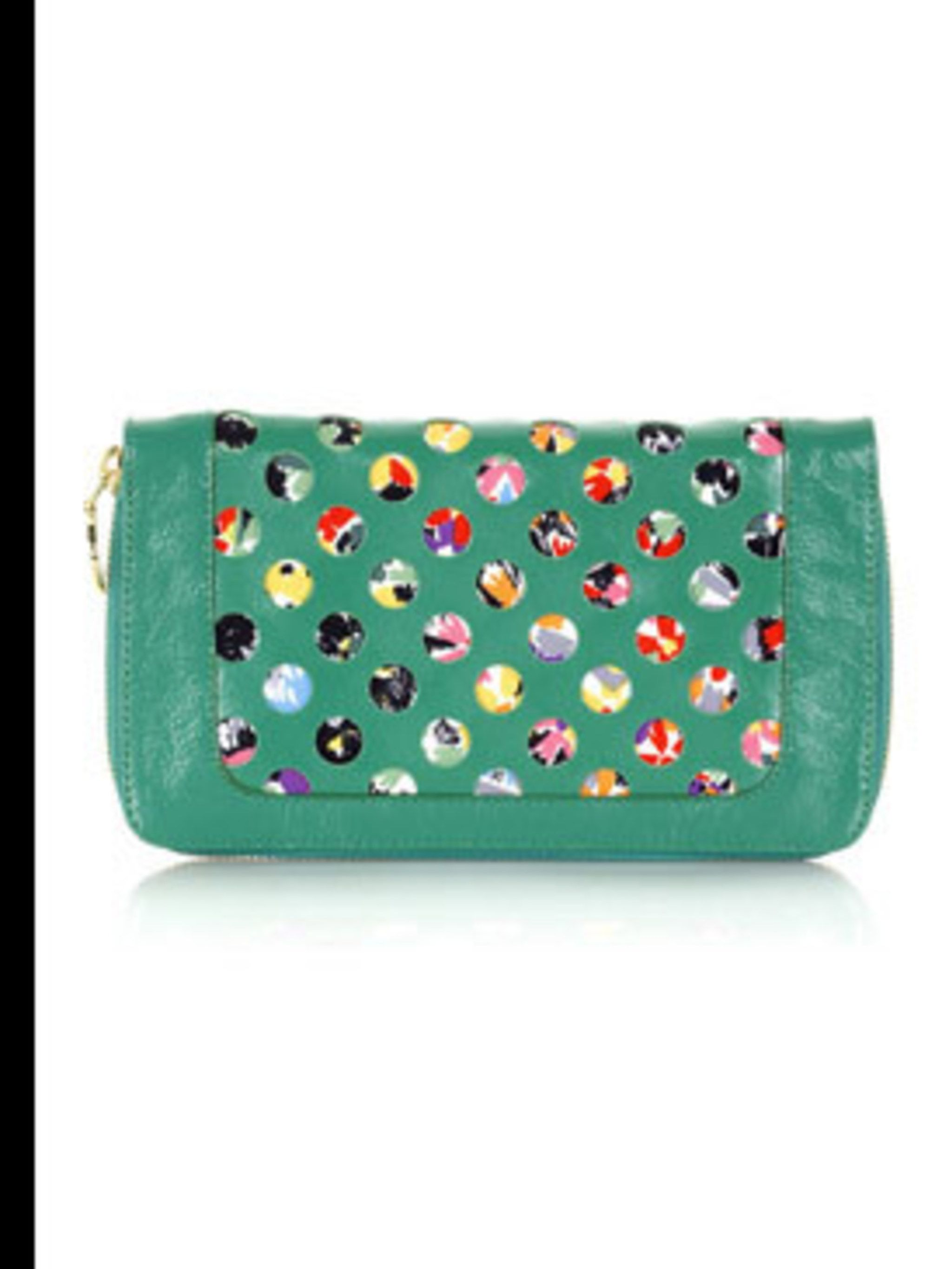 """<p>Purse, £125 by See by Chloe at <a href=""""http://www.net-a-porter.com/product/39199"""">Net-A-Porter</a></p>"""
