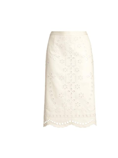 "<p><a href=""http://www.elleuk.com/fashion/news/elle-next-clutch-bag-may-issue"">NEXT</a>  <a href=""http://www.next.co.uk/g3818s4"">broderie</a> skirt £45</p>"