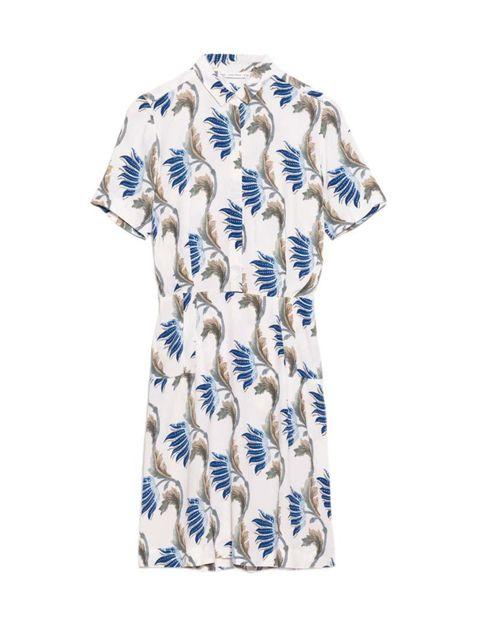 "<p>Just add a pair of ballet pumps.</p>  <p><a href=""http://www.stories.com/gb/New_in/Ready-to-wear/Water_Lily_Shirt_Dress/108768815-104968347.1"" target=""_blank"">& Other Stories</a> dress, £65</p>"