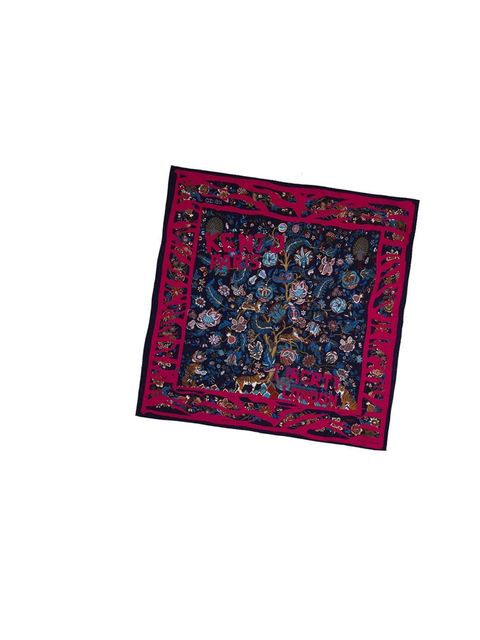 "<p>Liberty's classic <em>The Tree of Life </em>print gets a very modern, very Kenzo makeover for this limited edition collection of silk scarves. </p><p><a href=""http://www.liberty.co.uk/fcp/product/Liberty//Navy-Tiger-Tree-Of-Life-Silk-Scarf/96261"">Kenzo"
