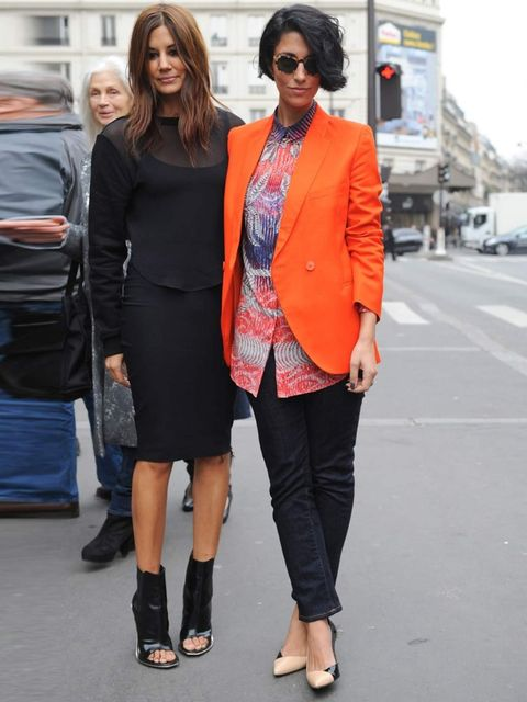 <p>Yasmin Sewell, Autumn Winter 2012.</p><p>Fashion consultant Yasmin Sewell is an Australian beauty who made waves in London as the buying director for Browns and then the Chief Creative Consultant for Liberty. She can always be relied upon to rock a sha