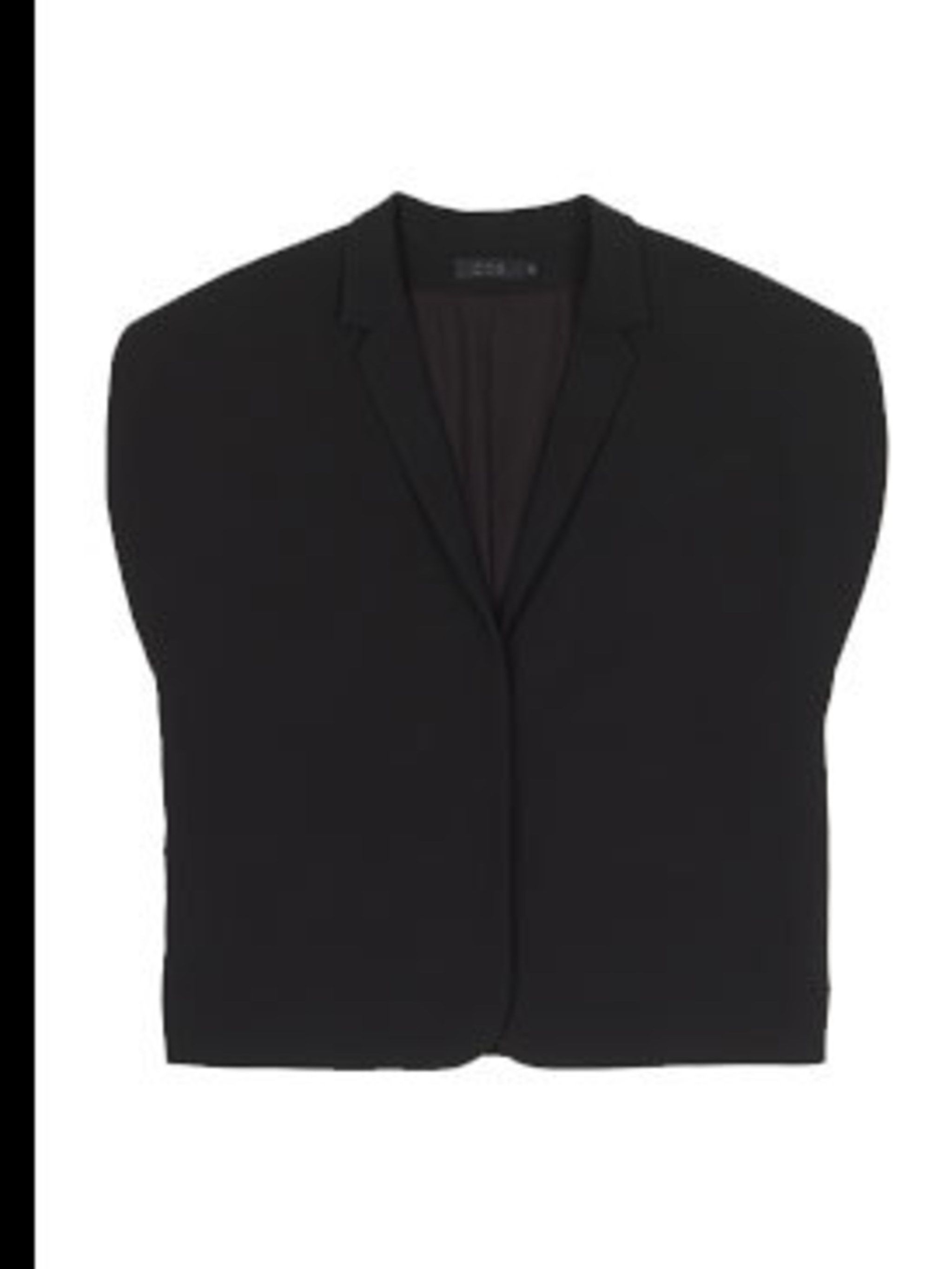 "<p>Cotton mix blazer, £79 by <a href=""http://www.cosstores.com/"">Cos</a></p>"