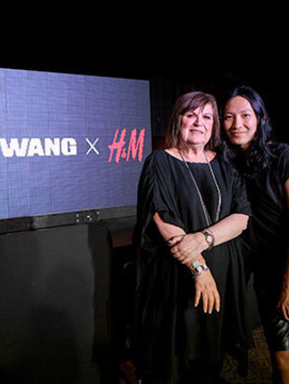 <p>Alexander Wang and Margareta van den Bosch</p>