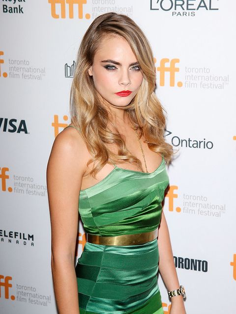 <p>Cara Delevingne</p>  <p>Breakout Role: Anna Karenina</p>  <p>Next Up: Pan</p>