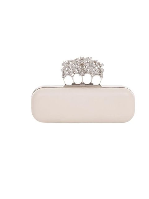 "<p>On the second day of Christmas my true love gave to me the <a href=""http://www.alexandermcqueen.com/alexandermcqueen/en_US"">Snowflake Knucklebox Clutch</a> by <a href=""http://www.elleuk.com/catwalk/designer-a-z/alexander-mcqueen/spring-summer-2013"">Ale"