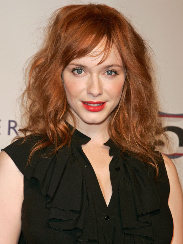 Christina Hendricks Inspired Karen Elsons Hair