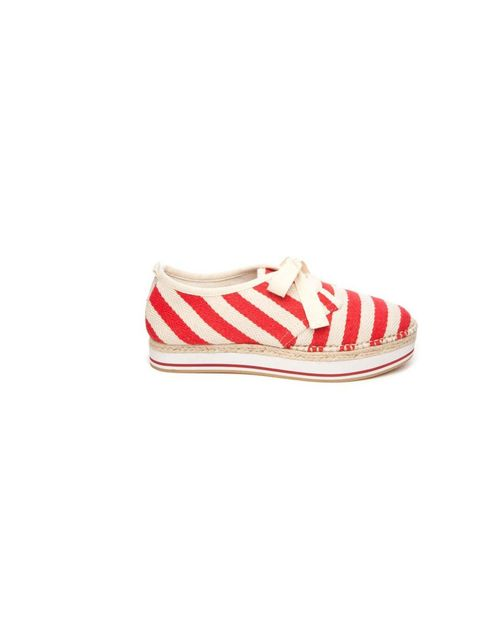 """<p>These boat shoes are great for summer&#x3B; the candy stripes will add a punch of colour to any outfit, and the flatform sole is right on trend... <a href=""""http://www.bimbaylola.com/shoponline/product.php?id_product=5740&id_category=305?lang=en"""">Bimba & Lol"""