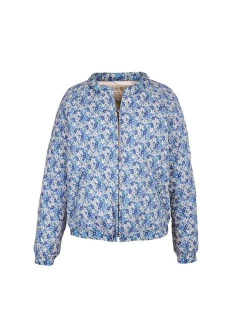 "<p>Because Liberty prints are always a winner.</p><p><a href=""http://www.jackwills.com/en-gb/look-book/liberty/"">Jack Wills</a> jacket, £98.50</p>"