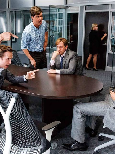 <p>FILM: The Big Short</p>  <p>A film about banking doesn't SOUND like a must-see. But a film about banking that turns the 2008 economic crash into laugh-out-loud comedy, while exposing the dark heart of the global financial system? A film about banking t