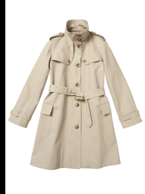 <p>Mac, £140 by Massimo Dutti. For stockists call 020 7851 1280.</p>