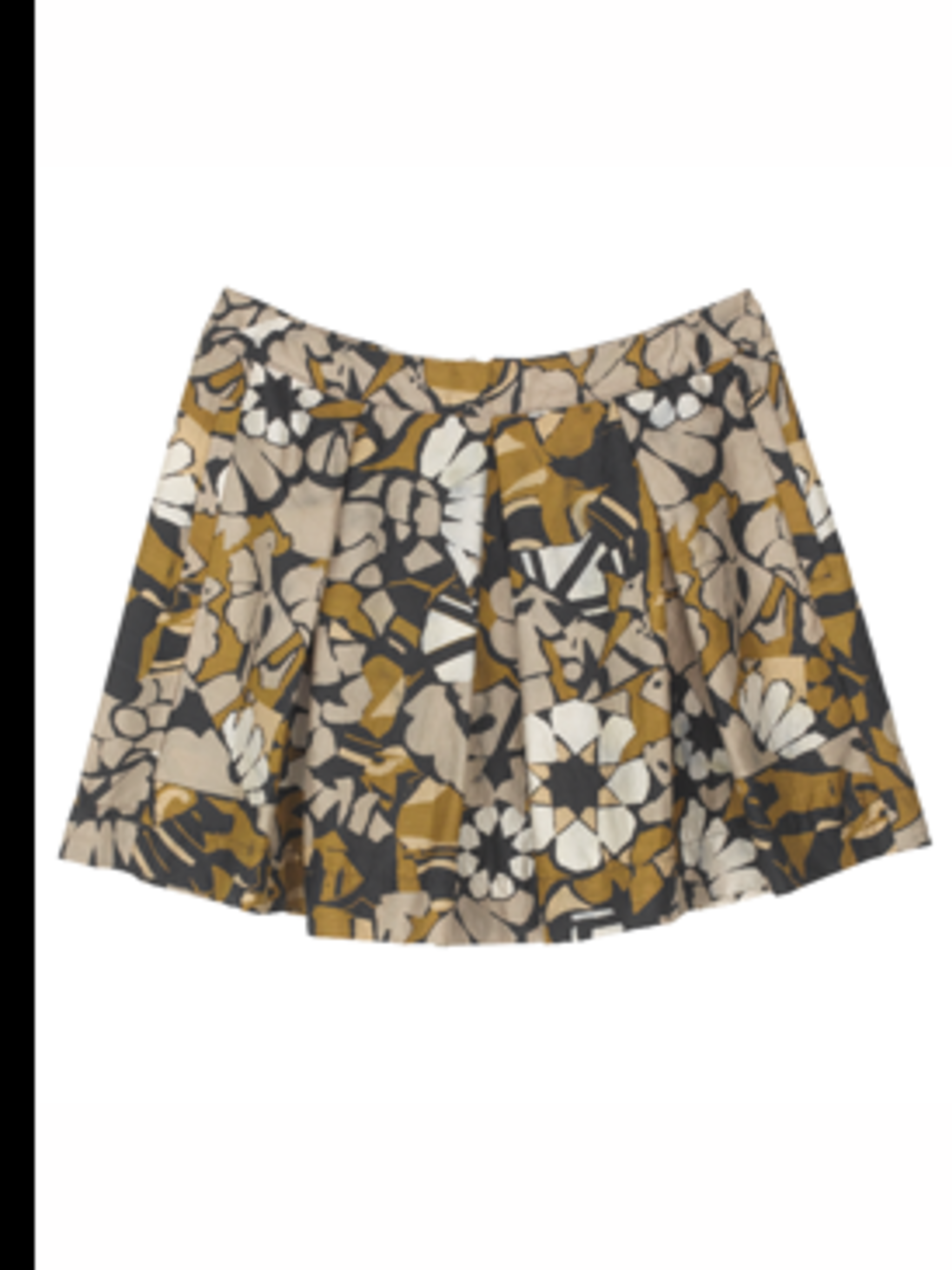 <p>Skirt, £92 by Jigsaw. For stockists call 020 83925600.</p>