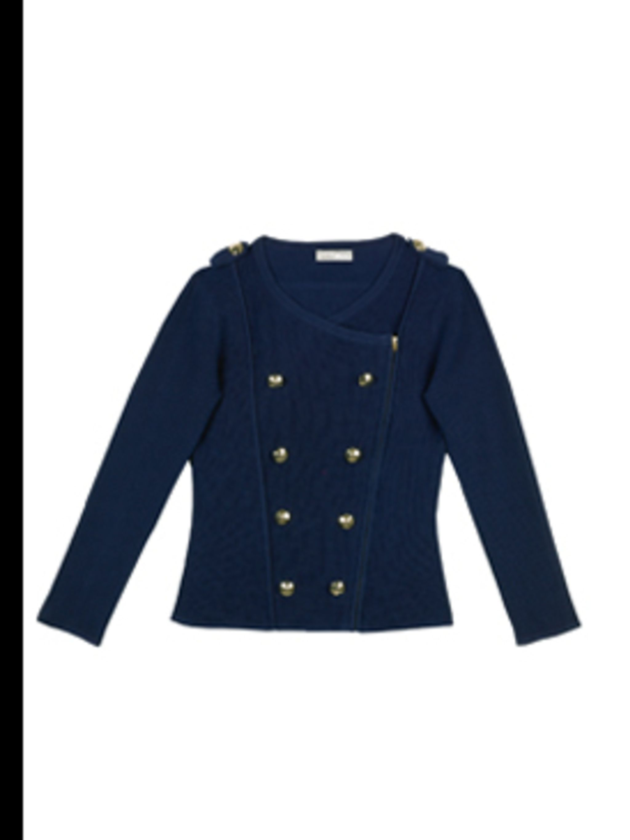 """<p>Biker Cardigan, £70 by <a href=""""www.urbanoutfitters.co.uk%20"""">Urban Outfitters</a></p>"""