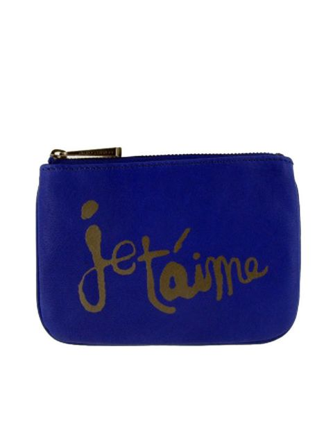 "<p> </p><p>Rebecca Minkoff's fun and quirky purses will add a colourful edge to any handbag… Rebecca Minkoff Je t'aime purse, £50, at <a href=""http://www.austique.co.uk/Product_Catalogue/Search_Results?criteria=rebecca+minkoff&search_category_id=&"