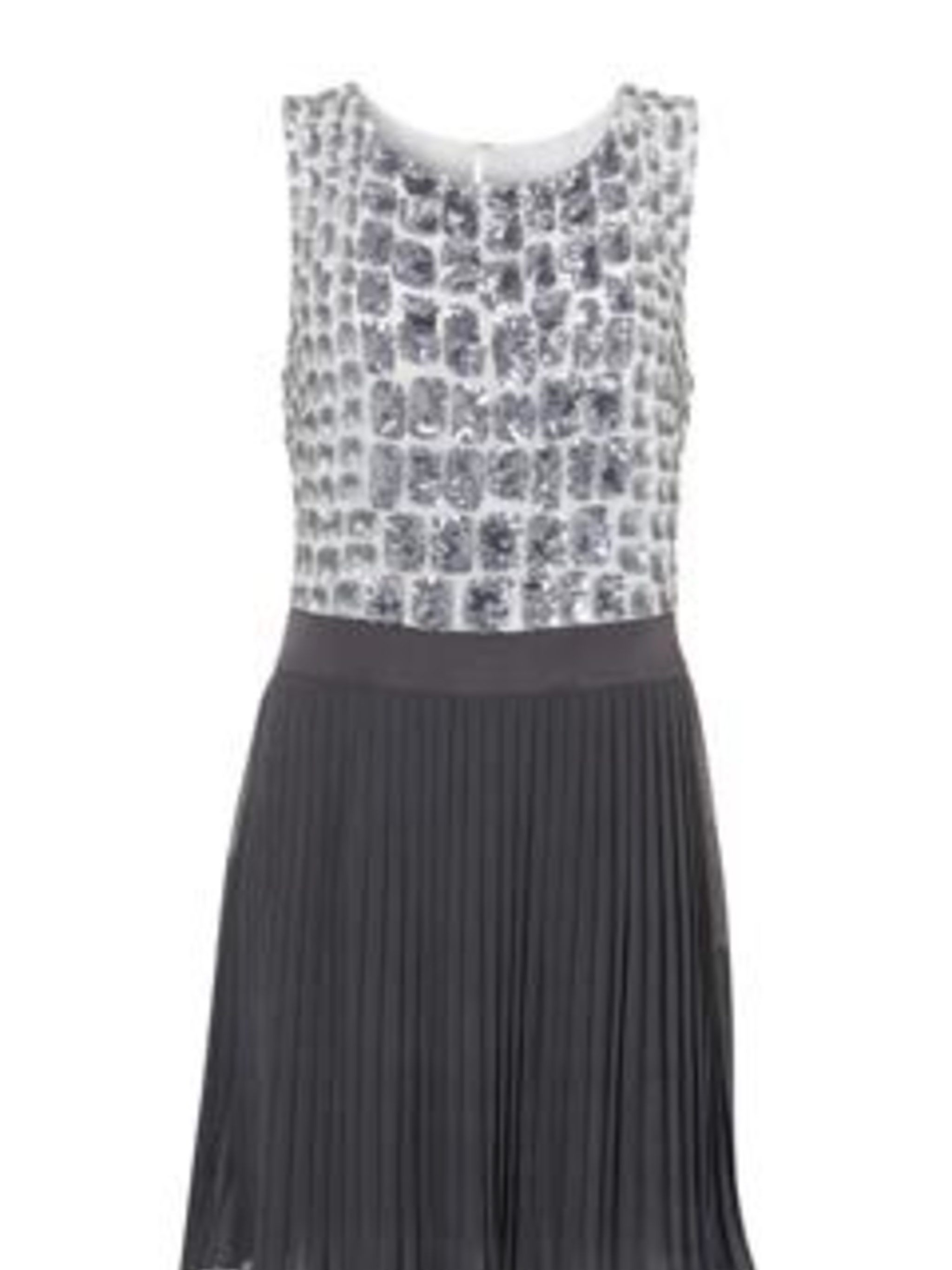 "<p> </p><p>Party season is nearly upon us so it's time to think about your dress. This Phillip Lim inspired cocktail number from Warehouse is a worthy contender thanks to its on-trend pleats and subtle sequins… <a href=""http://www.warehouse.co.uk/crocodil"